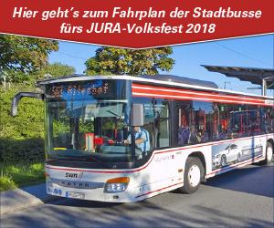 Volksfestbusse 2018